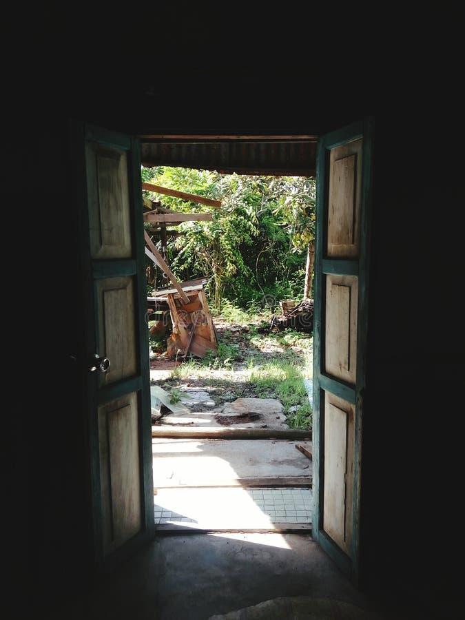 Door stock image