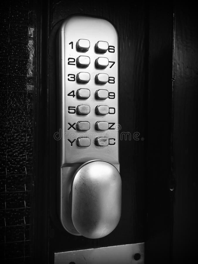 Download Door Entry Keypad Stock Image. Image Of Code, Security   80201083