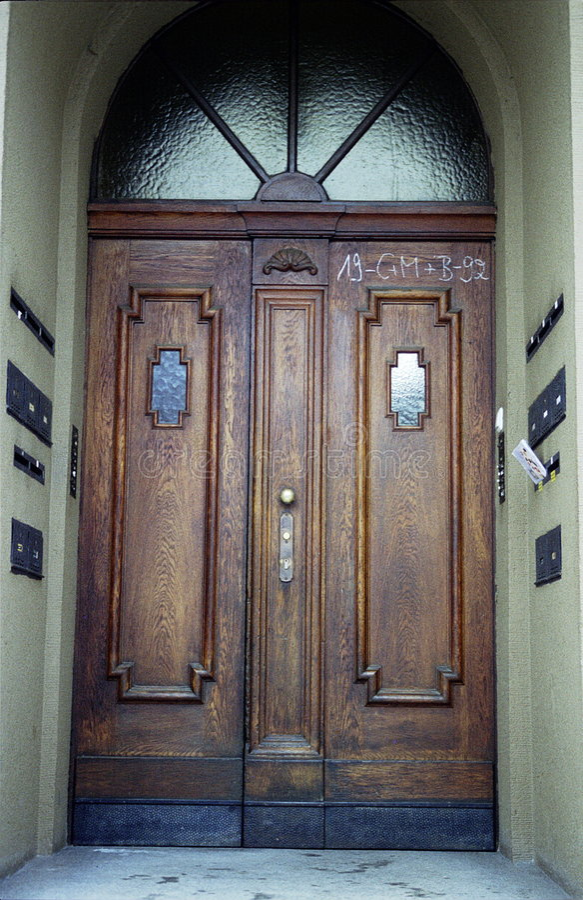 Download Door, Germany 4 stock image. Image of craftsmanship, architecture - 194261