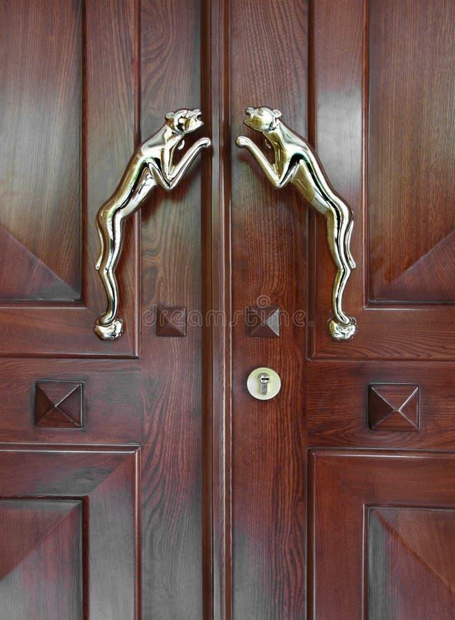 Download Door Handle Royalty Free Stock Photo - Image: 12709505