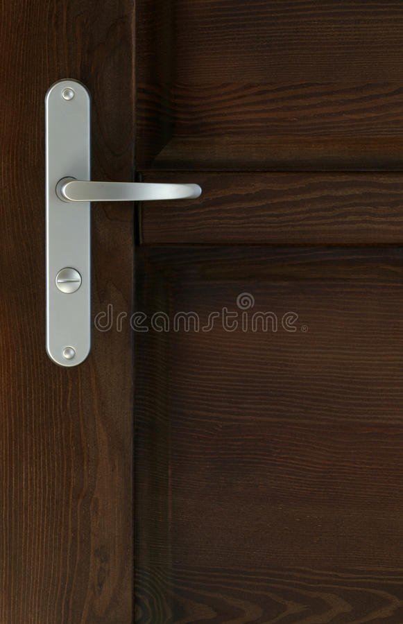 Door-handle Royalty Free Stock Photos
