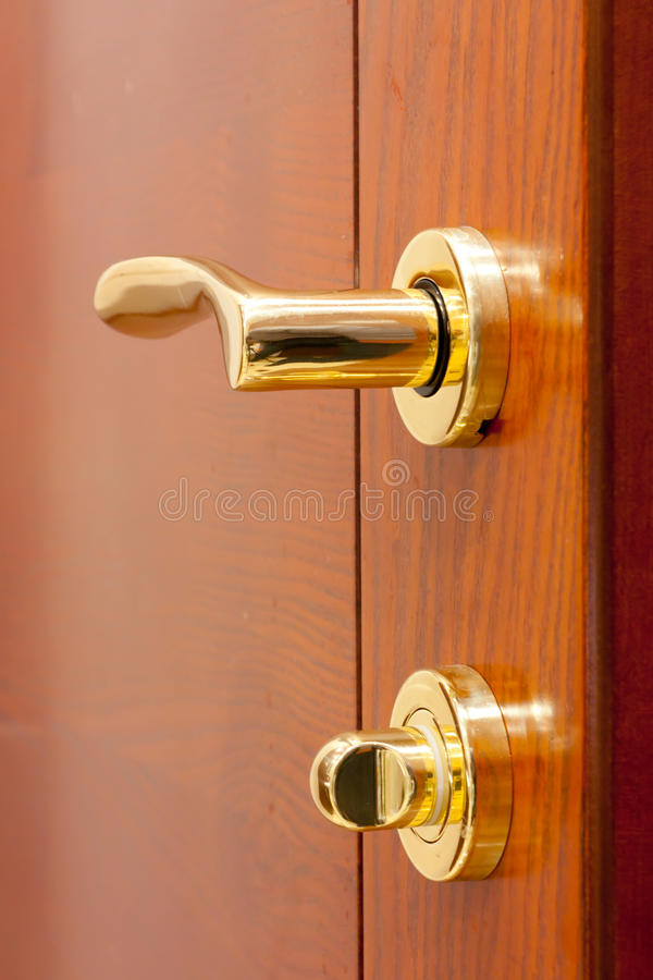 Download Door handle stock image. Image of protection, circle - 18368801
