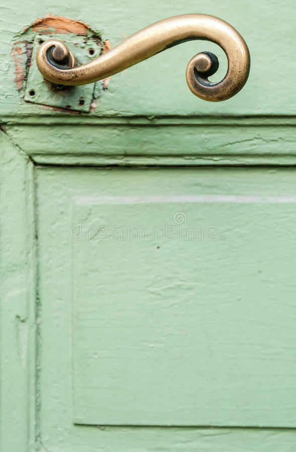 Download Door And Handle Stock Photos - Image: 24227733