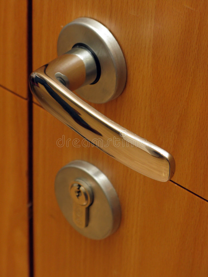 Download Door handle stock image. Image of open, abstract, knob - 4454179