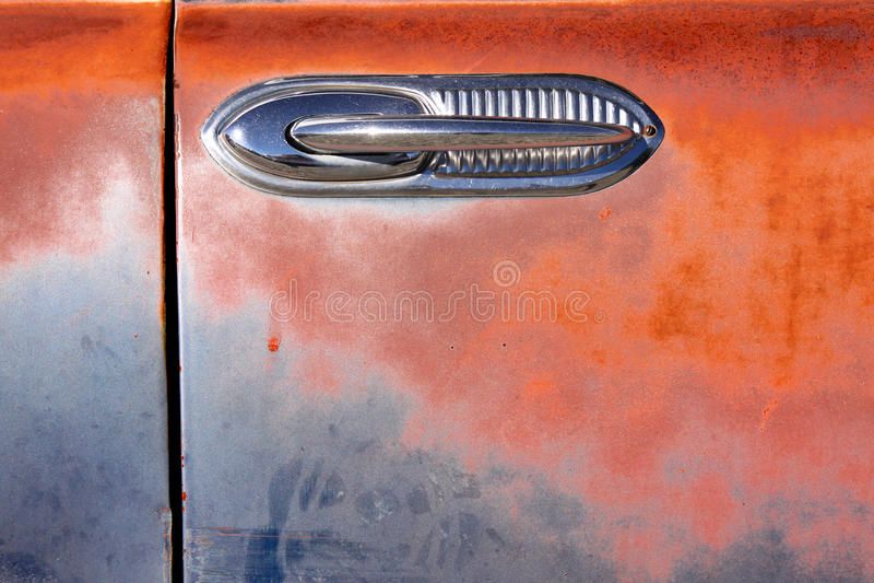 Download Door handle of old car stock image. Image of drive, detail - 16343159