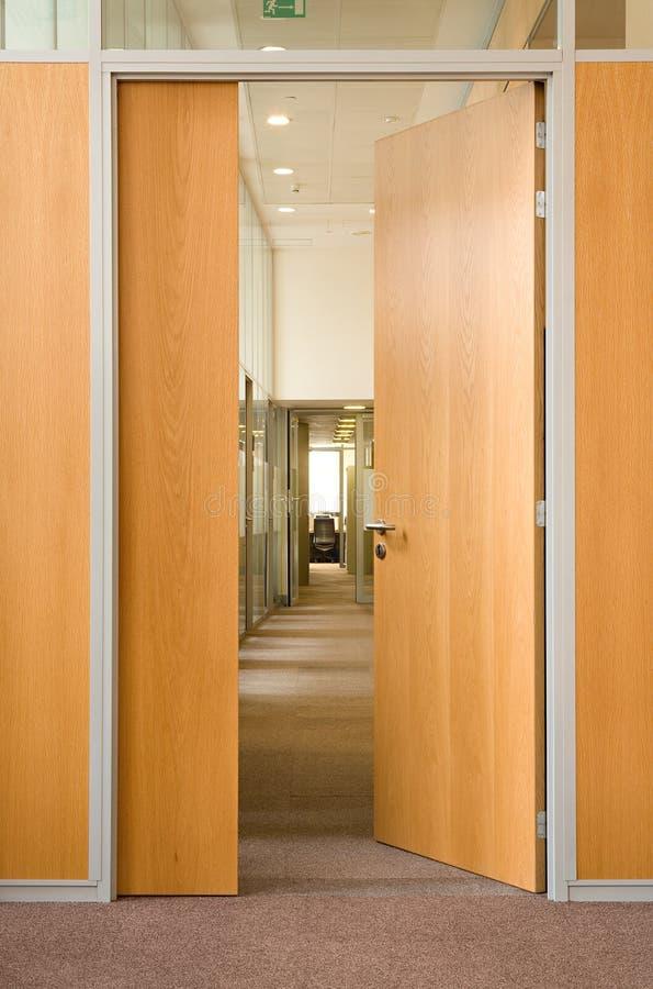 Free Door In A Corridor Stock Photo - 4929550