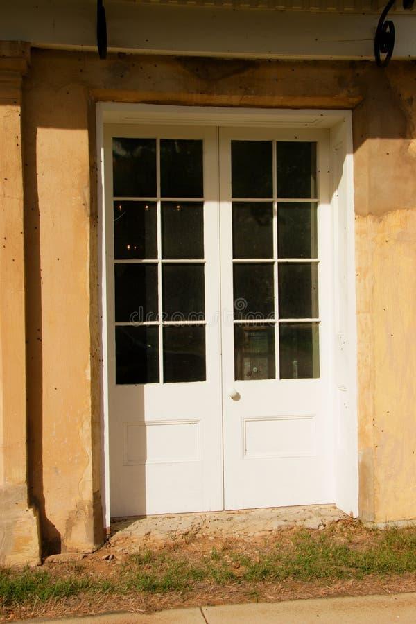 Free Door In Historic Building Stock Image - 561621