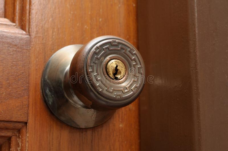 Door Knob royalty free stock image