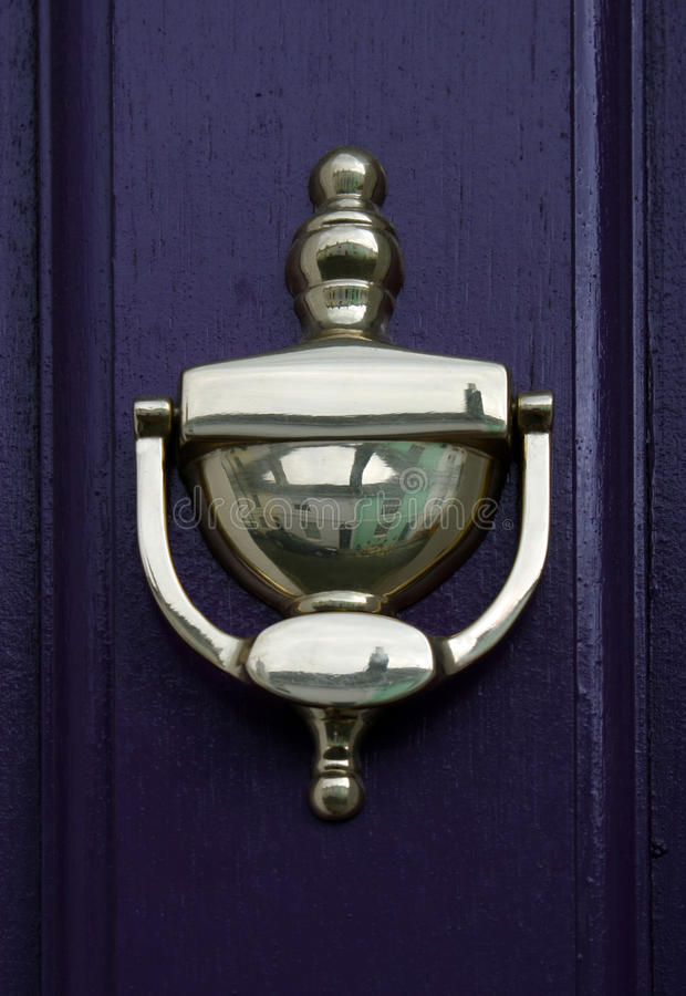 Free Door Knocker Royalty Free Stock Photography - 10753417