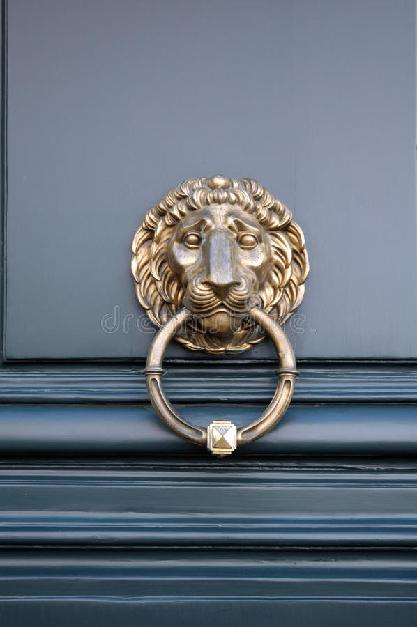 Free Door Knocker Stock Photos - 15295663