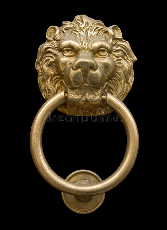 Free Door Knocker Stock Photo - 6429560