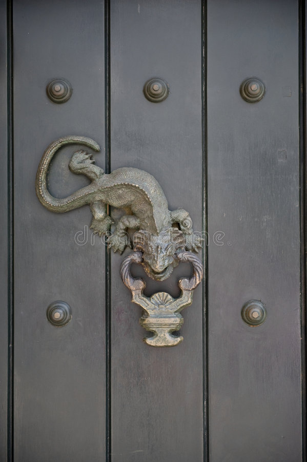Free Door Knocker Stock Images - 9095634