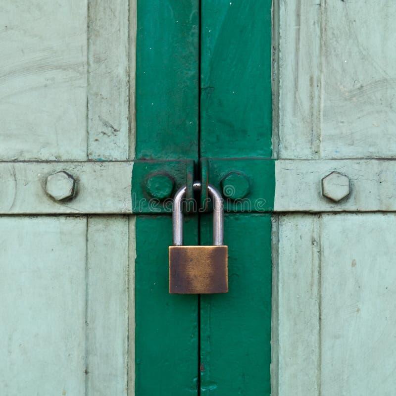 Free Door Lock Royalty Free Stock Photography - 15254057