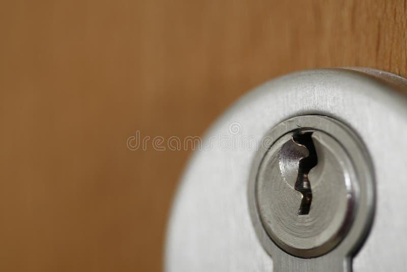 Door lock 2 royalty free stock photo