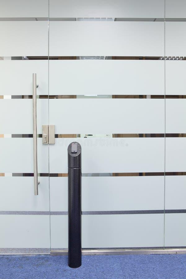 Download Door lock system stock photo. Image of glass, modern - 23288518