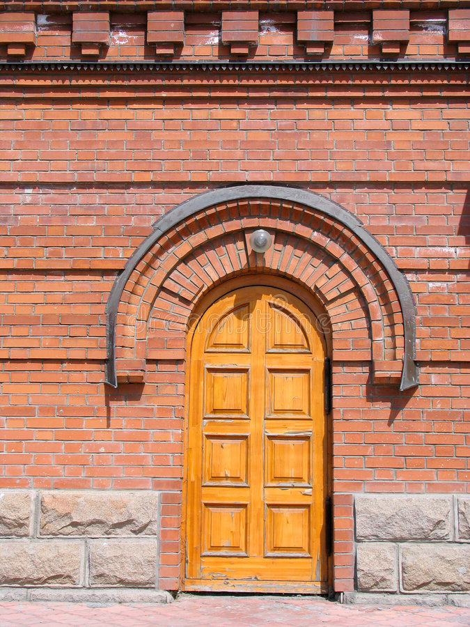 Free Door Of Alexander Nevskii Cathedra Royalty Free Stock Photo - 375225