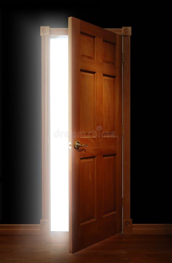 Door Of Opportunity Stock Image