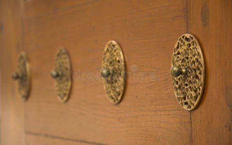 Door Ornaments royalty free stock photography