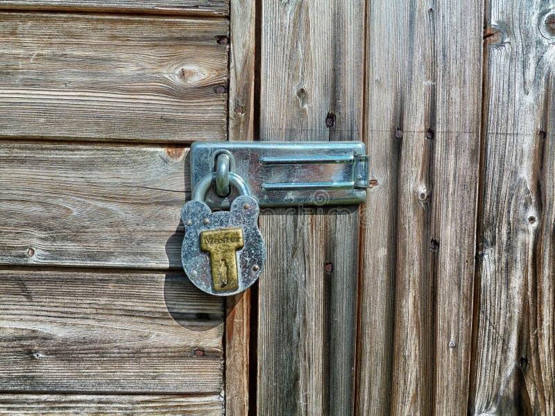 Door With Padlock Free Public Domain Cc0 Image