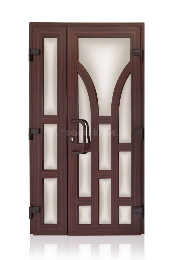 Download Door stock illustration. Illustration of freedom, illusion - 34196526