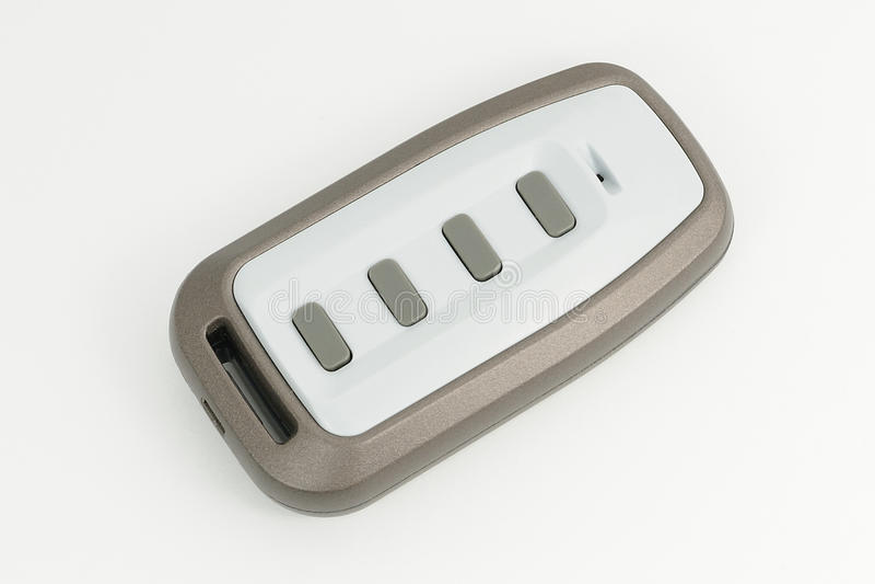 Door remote control stock image