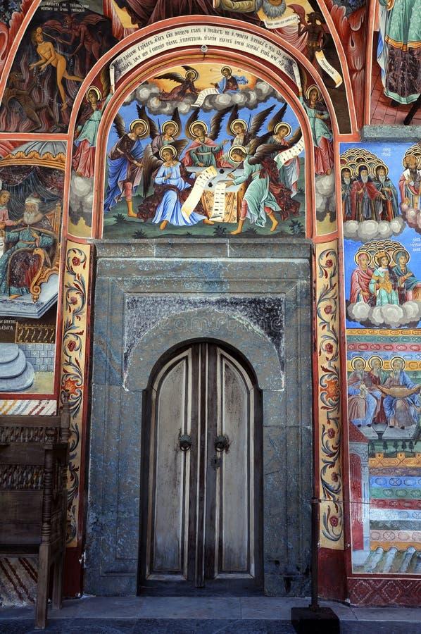Download Door In The Rila Monastery Stock Photos - Image: 31613493