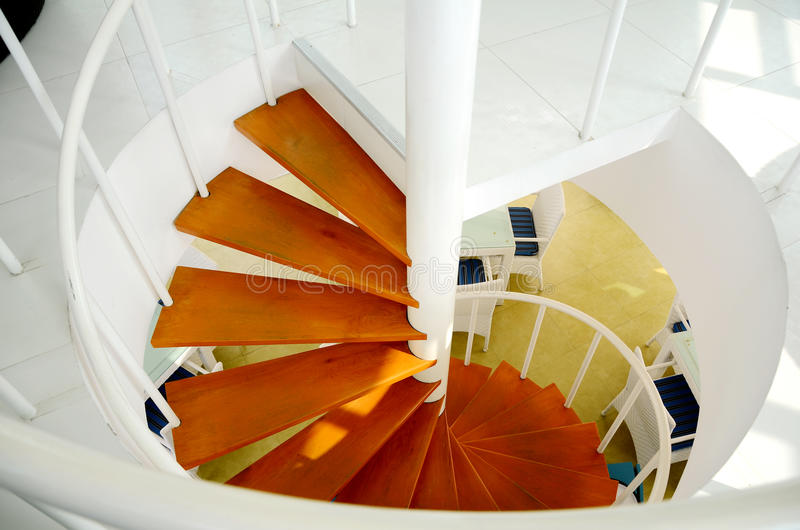 Download In-door Spiral Staircase. Royalty Free Stock Image - Image: 28852616