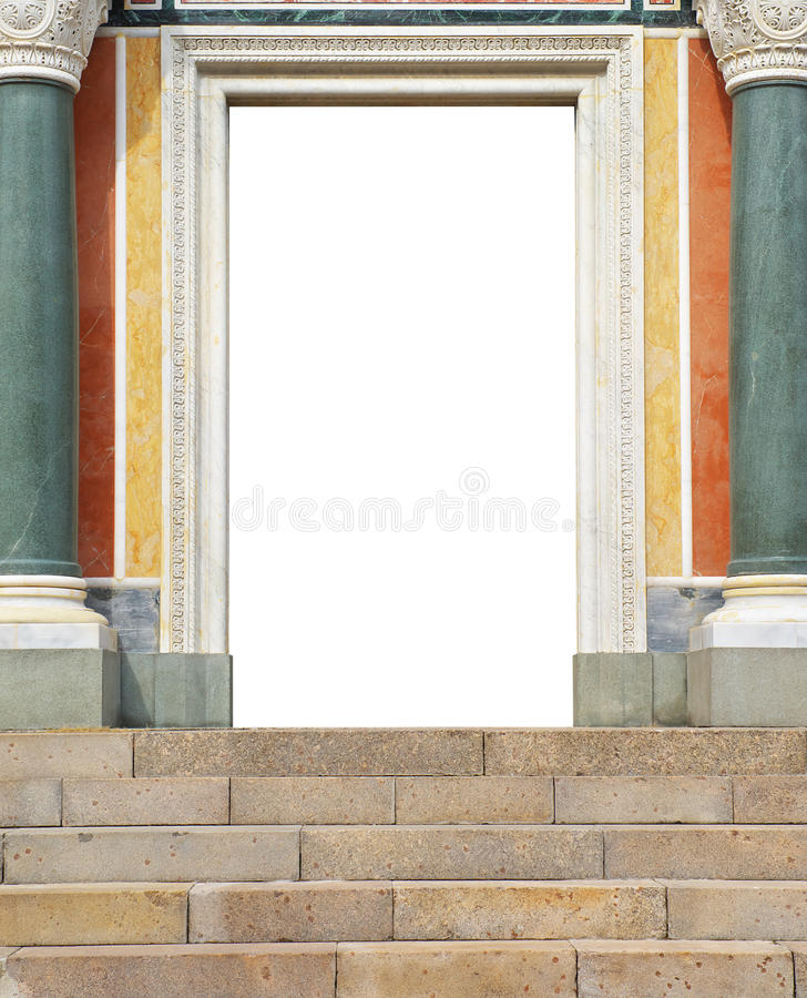 Door to God royalty free stock photography