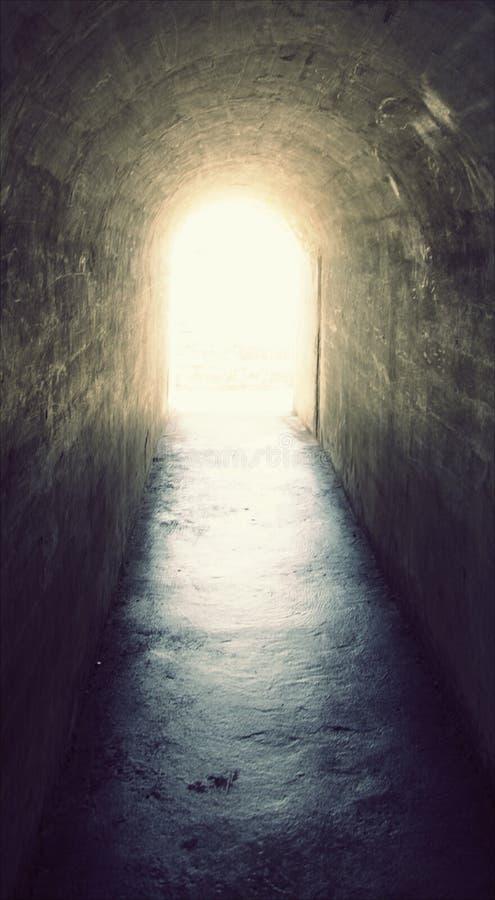 Door to heaven! royalty free stock photography