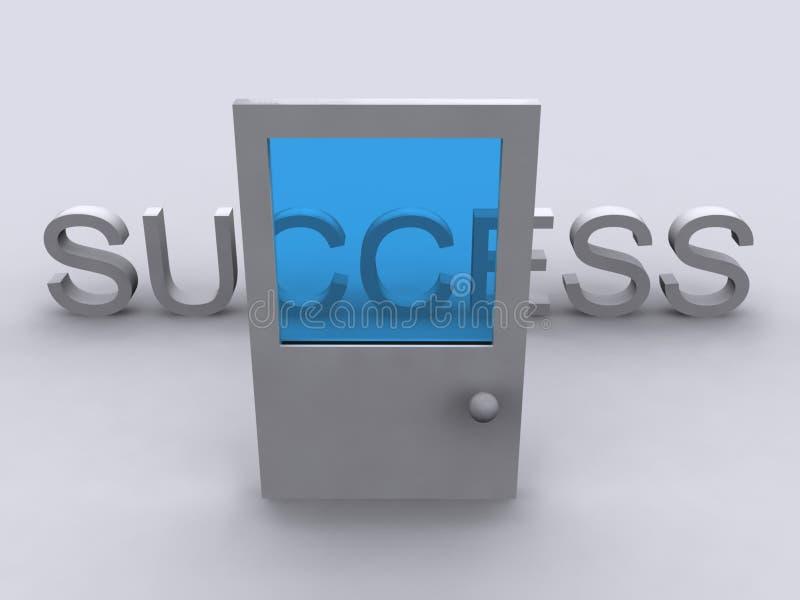 Download Door To Success Stock Photography - Image: 13292462