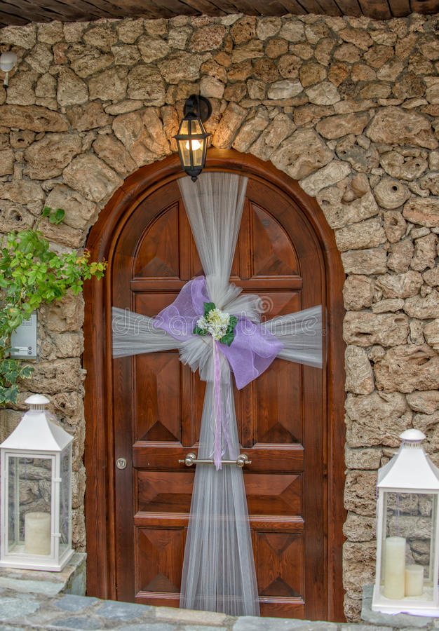 Door with wedding decoration stock photo image 45796138 download door with wedding decoration stock photo image 45796138 junglespirit Image collections