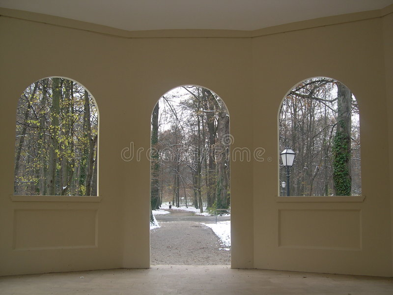 Door and window stock photo
