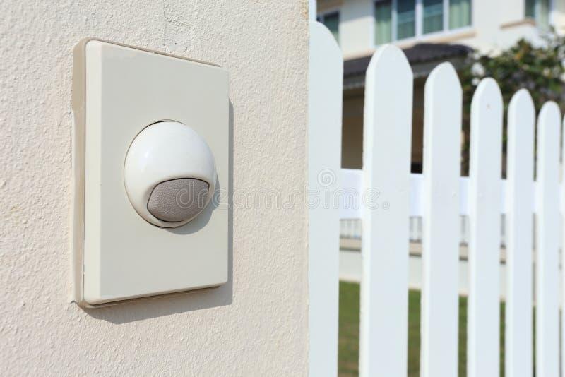 doorbell стоковая фотография
