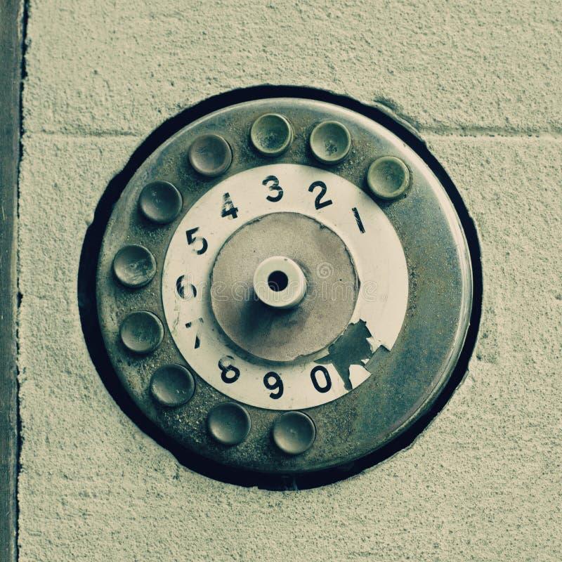 Doorbell royalty free stock photos
