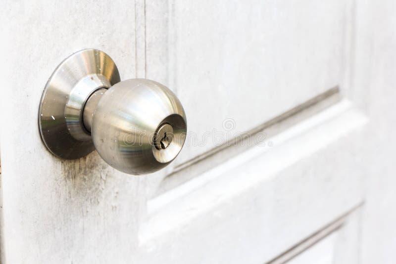 Doorknob fotografia de stock
