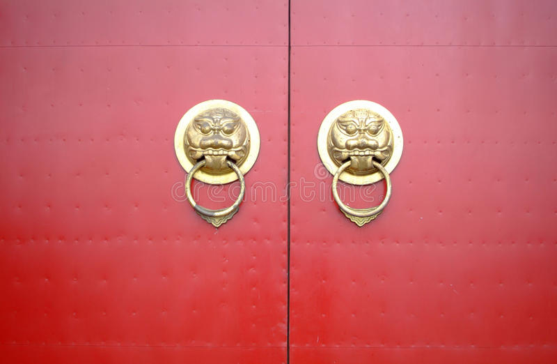 Doorknob foto de stock royalty free