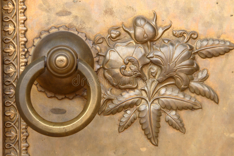 Doorknob imagem de stock royalty free
