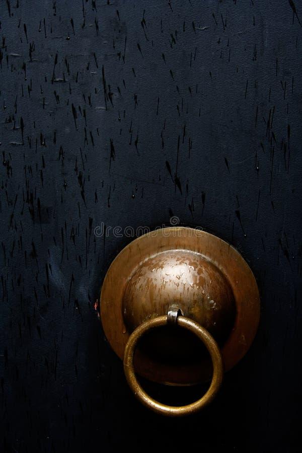 Doorknob antigo imagens de stock royalty free