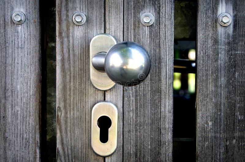 Doorknob stock photos