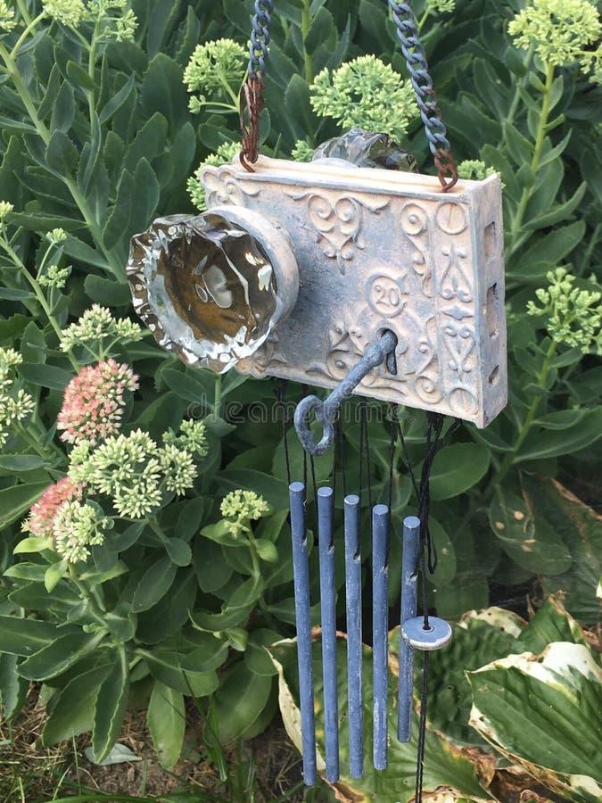 Doorknob kuranty fotografia royalty free
