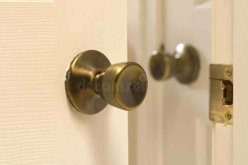 Doorknobs royalty free stock image