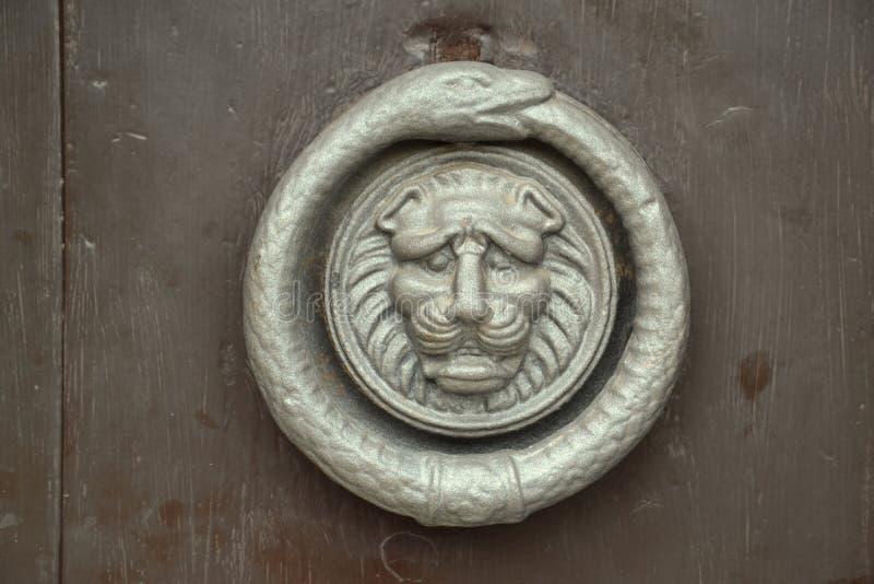 doorknocker στοκ εικόνες