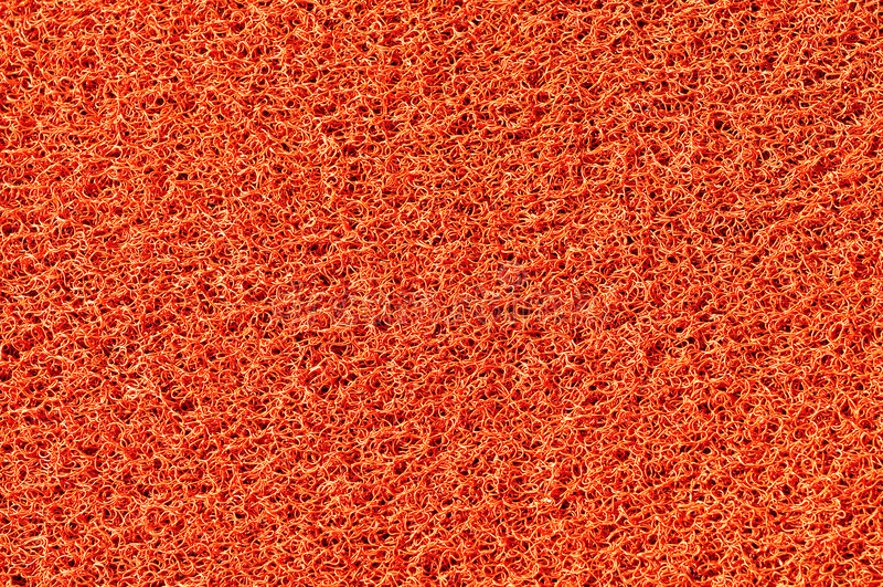 Doormat di plastica della polvere fotografie stock libere da diritti