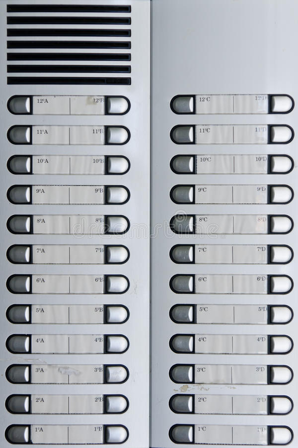 doorphone obraz stock