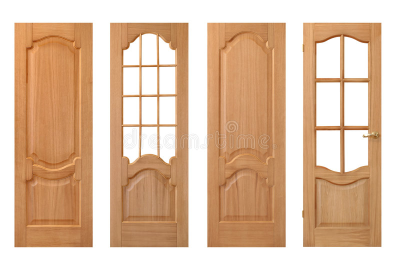 Download Doors stock photo. Image of many, furniture, front, entry - 7965244