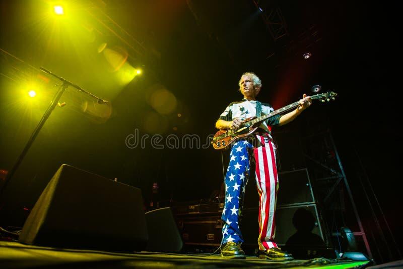 The Doors concert royalty free stock photos