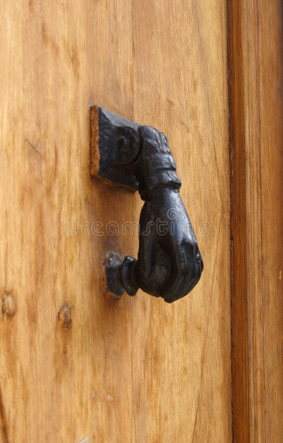 Download Doors knob #2 stock photo. Image of hand, decorative, doorway - 4284106