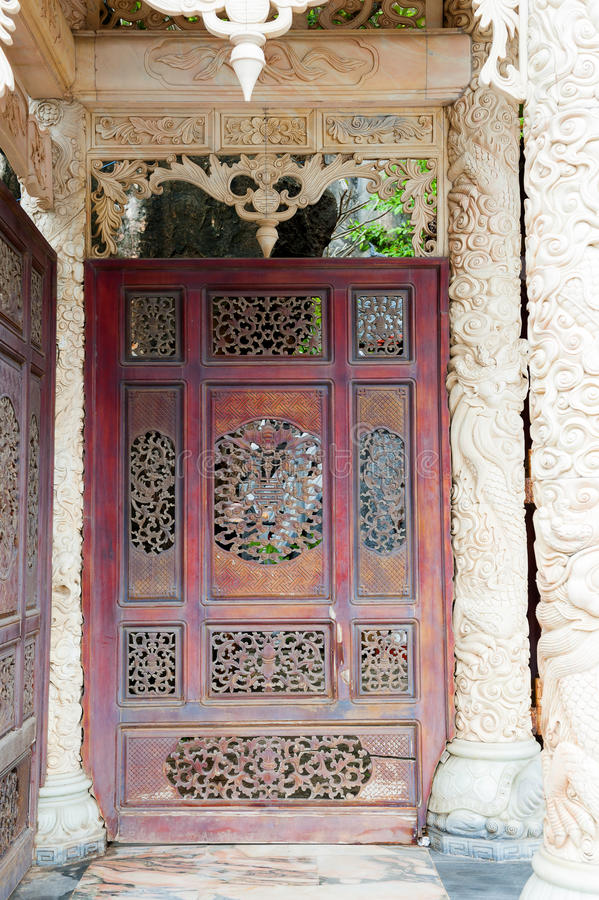 Download Doors old asian design stock image. Image of city detail - 50260835 : asian doors - pezcame.com