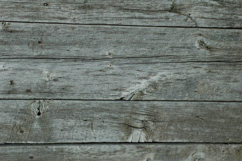 Doorstaan schuurhout stock afbeelding