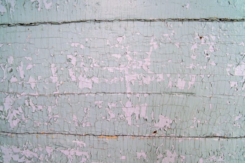 Doorstane houten planken royalty-vrije stock foto's